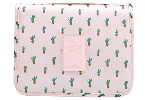 YAMAMA Portable Multifunctional Waterproof Cosmetic Bag Trav