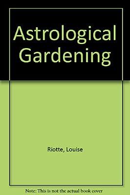Astrological Gardening