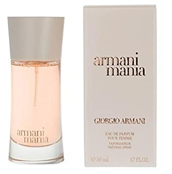 InternetFragrance Gi rgi Arm ni Mania Perfume For Women 1.7 oz Eau De Parfum Spray new version white box A FREE gift