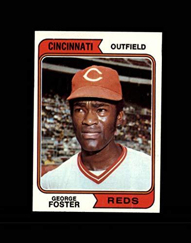 1974 Topps Baseball #646 George Foster STARX 8 NM/MT CS48649