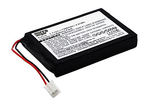 HQRP Battery for Sony Dualshock 4 Wireless Controller LIP1522 Playstation PS410037 Playstation-4 PS43000366 CUH-ZCT1E, CUH-ZCT1U + Coaster