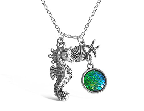 Rosa Vila Ocean Paradise Necklace - Mermaid Inspired Necklace