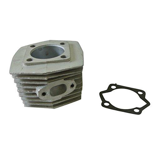 47mm Engine Barrel Cylinder Bore Gasket For 66cc 80cc 2-Stroke Motorised Bicycle