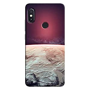 Cover It Up - Red Icecaps Redmi Note 5 Pro Hard Case