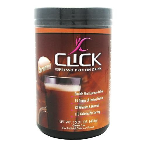 CLICK Espresso Protein Drink Servings product image
