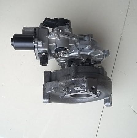 GOWE Turbocompresor para CT16 V Turbocompresor eléctrica con actuador 17201 - 0L040 17201 - 30110 turbo cargador para Toyota Hilux 1 KD Vigo 3000: ...
