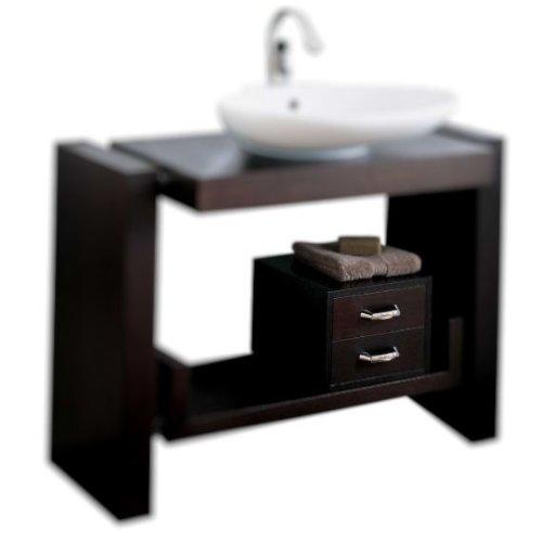 Porcher Console - Porcher 89700-00.610 Drawer Shelf Accessory Bathroom Vanity