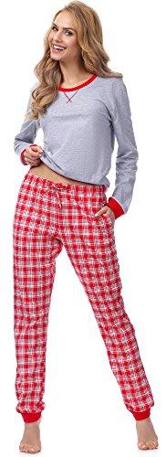 Cornette Pijama para mujer 634 2015 Melange (Meggie)