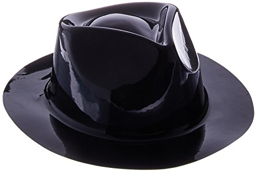 Black Fedoras (1 Dozen) - Bulk for $<!--$28.93-->
