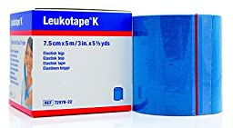 Leukotape K - Therapeutic Kinesiology Tape - 3\