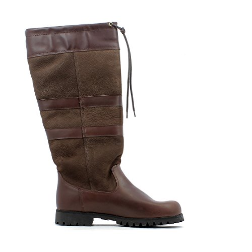 Boot Schokolade Fit Chelsea Damen Chiruca Wide HqIaFxPOw