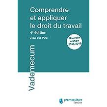 Comprendre et appliquer le droit du travail (Vademecum) (French Edition)