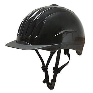 Equi-Lite Horse Riding Helmet for Kids | Adjustable Schooling Helmets for New to Intermediate Equestrian Riders