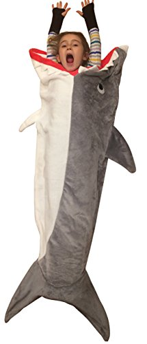 Shark Snuggle Blanket Sleep Sack