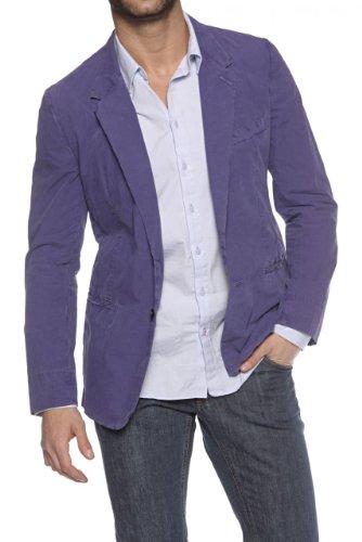 Dolce & Gabbana Black Label 1. Line Jacket Blazer Sack Coat FERNANDO, Color: Violet, Size: 48