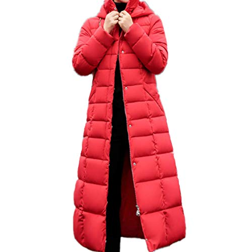 Longue Mode Hiver Rouge Gris Capuche Chic Veste Parka Manteau Cardigan Doudoune Chaud Lache Blouson Femme Noir Fourrure Fourrure Grande Taille avec Parka Fanessy Trs xCqazHIgIw