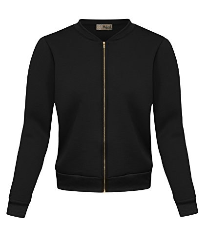 HyBrid Company Womens Fashion Bomber