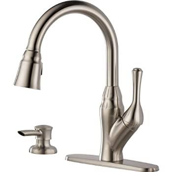 Delta 16971 Sssd Dst Velino Pull Down Kitchen Faucet With