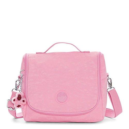 Kipling Women's Kichirou Lunch Bag One Size Scallop (Pink Scallop)