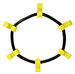 This SCC Rubber Tightener is for use with select Shur Super Z LT and Super Z6 traction tire chains. Replace your lost or broken tighteners, or you may want to keep a spare set on hand just in case. It is sold in pairs.