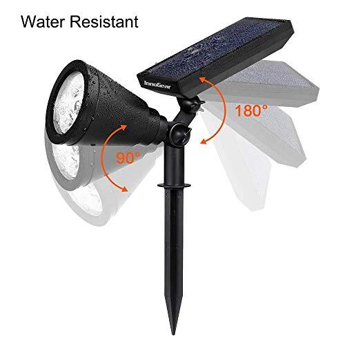 Amazon.com: InnoGear - Luces solares 2 en 1, impermeables ...