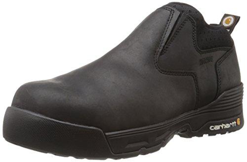 Carhartt Men's Force Romeo-M, Black Coated Leather, 12 M US ()