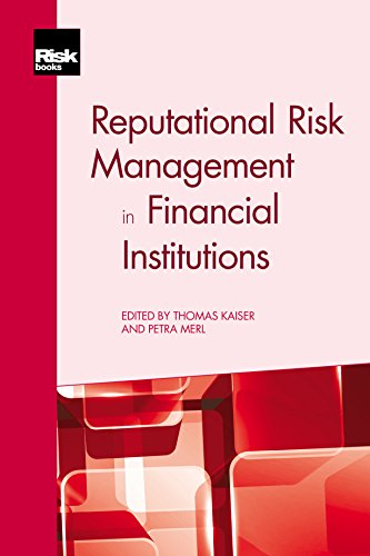 Reputational Risk Management in Financial Institutions, used for sale  Delivered anywhere in USA