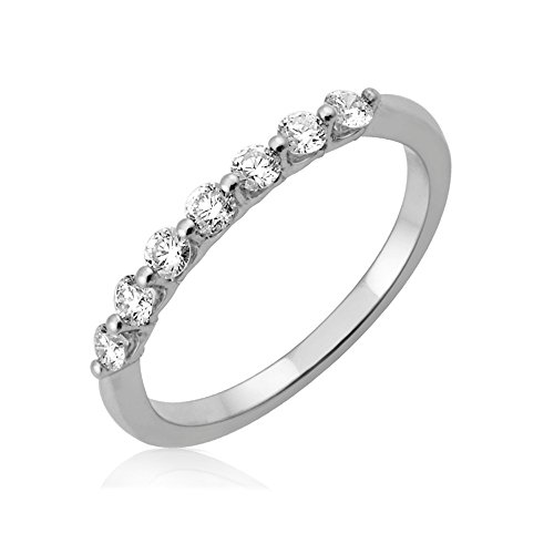 0.29 Ct Diamond Band - 5