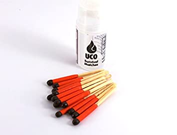 UCO Storm Proof Double Blister Matches