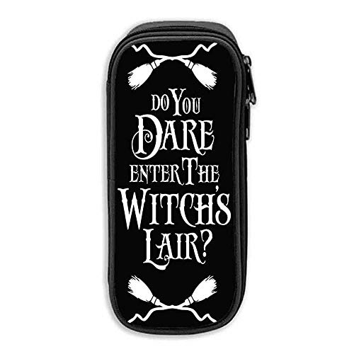 Pencil Case Halloween Do You Dare Enter The Witch's Lair ipad pro 10 5 case with Pencil Holder]()