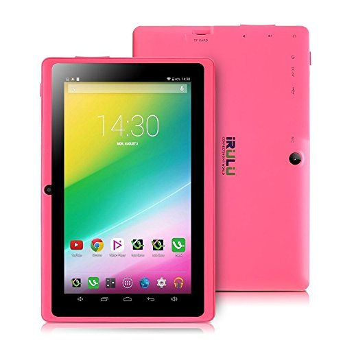 iRULU eXpro X1 7 Zoll Google Android Tablet PC, 1024x600 Auflösung, 512MB8GB