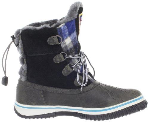 Black Iceberg Boot Women's Dark Pajar Grey XvSYxRn