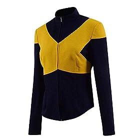 2019 Sci-Fi Movie Phoenix Jean Costume Women Halloween Costume Outfit