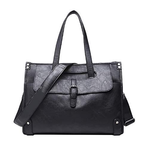Business Bag Travel Leisure Messenger New Package Handbag Wraparound Black 1 For black Men Zhrui nHpq8BwnU