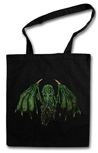 CTHULHU IV Hipster Shopping Cotton Bag Borse riutilizzabili per la spesa