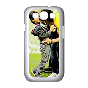 the World Cup Ricardo Kaka with Son Before the Game Samsung Galaxy S3 Cases, Unique Design by Rock Samsung Galaxy S3 Case High Quality Yearinspace {White}