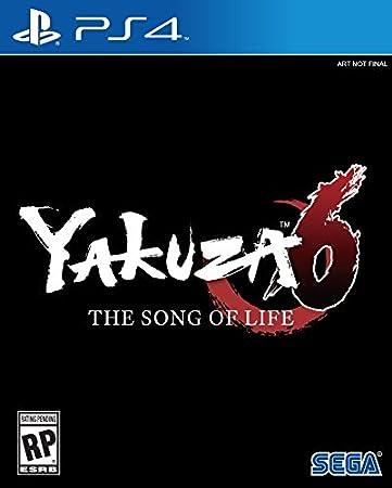 Yakuza 6: The Song of Life - PlayStation 4 Standard Edition