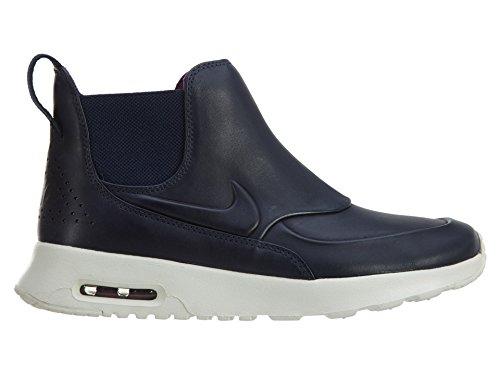 Nike 859550-400 - Zapatillas de deporte Mujer Azul (Obsidian / Obsidian / Sail / Bright Grape)