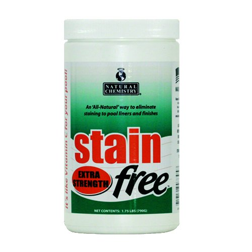 Extra Strength Metal (Natural Chemistry 07395 STAINfree Extra Strength Metal Stain Remover - 1.75 lbs)