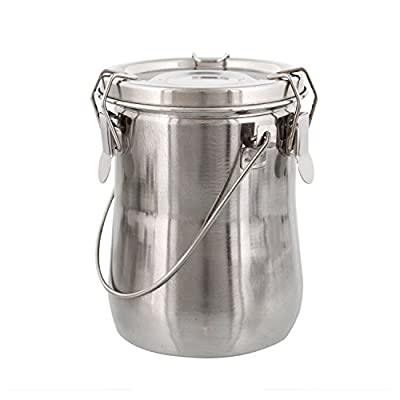 US Art Supply Large Stainless Steel Leak-Proof Premium Brush Washer from US Art Supply