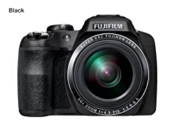 Fujifilm Finepix Sl1000 16.2mp Digital Camera With 3-inch Lcd (Black) (Discontinued By Manufacturer)