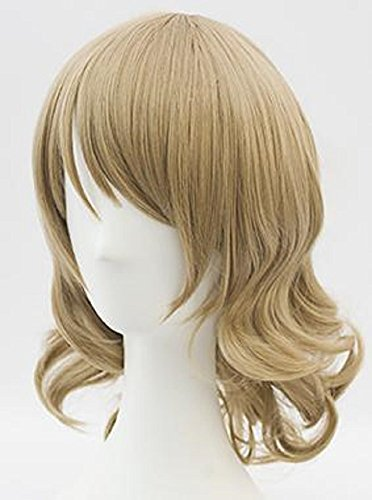 Cosplay wig wig hair NET comes with high-quality heat-resistant costume event Comiket costume school Festival men and women and for live sunshine Watanabe Yoko wind by Butterfly House (Image #2)