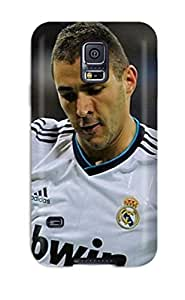 Galaxy S5 Cover Case - Eco-friendly Packaging(karim Benzema)