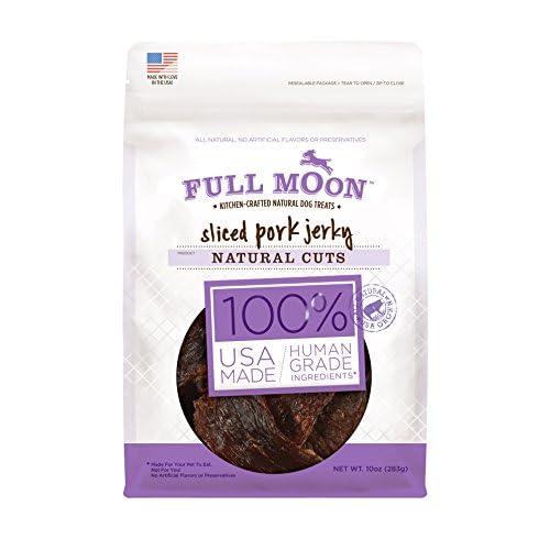 hot sale 2017 Full Moon Natural Cut All Natural Human Grade Dog Treats
