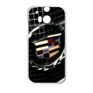 Happy Cadillac sign fashion cell phone case for HTC One M8