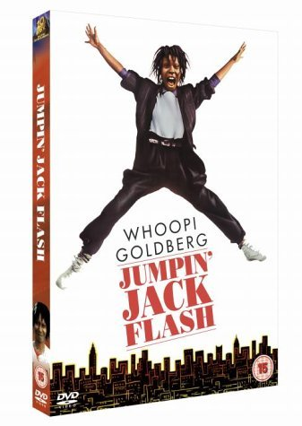 Jumpin' Jack Flash -  DVD, Rated R, Penny Marshall