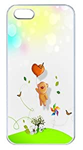 Customize For SamSung Note 3 Phone Case Cover Hard Cover Lovely Bear Fits Case hongguo's case