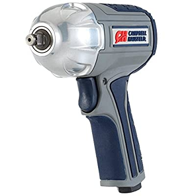 Campbell Hausfeld Get Stuff Done Impact Wrench, Twin Hammer, Variable Speed
