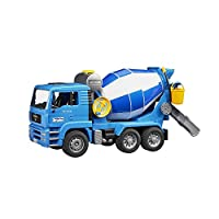 Bruder MAN TGA Cement Mixer Vehicle