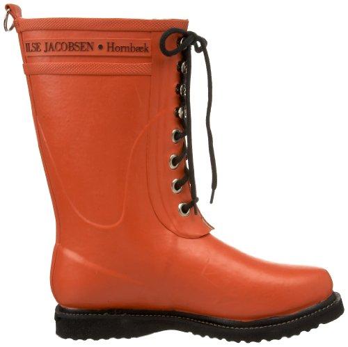 Rub 15 Women's Boot Orange JACOBSEN Rain ILSE EZfxtwq88